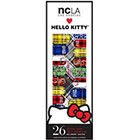 NCLA Nail Wraps in Hello Kitty Punk Plaid