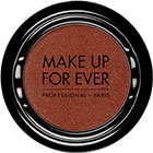 Make Up For Ever Artist Shadow Eyeshadow and powder blush in S604 Teak (Satin) eyeshadow