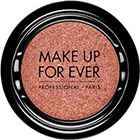 Make Up For Ever Artist Shadow Eyeshadow and powder blush in D708 Pinky Copper (Diamond) eyeshadow