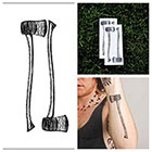 Tattify Axe - temporary tattoo (Set of 2)