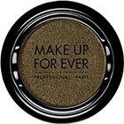 Make Up For Ever Artist Shadow Eyeshadow and powder blush in I324 Bronze Khaki (Iridescent) eyeshado