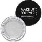 Make Up For Ever Aqua Cream in 3 Silver true silver shimmer