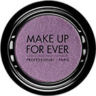 Make Up For Ever Artist Shadow Eyeshadow and powder blush in I918 Lavender (Iridescent) eyeshadow