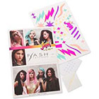 shopbop.com Jem and the Holograms Flash Tattoos Jem and the Holograms Tattoo Set in Multi