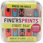 Fing'rs Fing'rs Prints Press-on Nails 1.0set in Street Beat - Wrap Star
