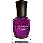 Deborah Lippmann Glitter Nail Color in Flash Dance
