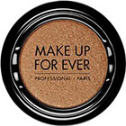 Make Up For Ever Artist Shadow Eyeshadow and powder blush in I662 Amber Brown (Iridescent) eyeshadow