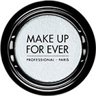 Make Up For Ever Artist Shadow Eyeshadow and powder blush in I120 Snow Gray (Iridescent) eyeshadow