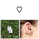 Tattify A Little Love - Temporary Tattoo (Set of 6)