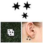 Tattify Harry Potter - Stars - Temporary Tattoo (Set of 2)