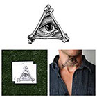Tattify Illuminati - Temporary Tattoo (Set of 2)