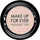 Make Up For Ever Artist Shadow Eyeshadow and powder blush in I528 Pearl (Iridescent) eyeshadow