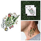 Tattify Star Wars - Yoda - Temporary Tattoo (Set of 2)