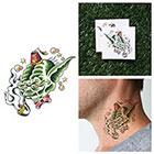 Tattify Star Wars - Yoda - Temporary Tattoo (Set of 2)