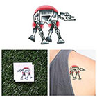 Tattify Star Wars - AT AT - Temporary Tattoo (Set of 2)