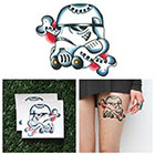 Tattify Star Wars - Stormtrooper - Temporary Tattoo (Set of 2)