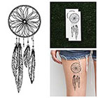 Tattify Catch - Temporary Tattoo (Set of 2)