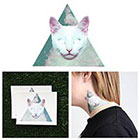 Tattify Milky Way - Temporary Tattoo (Set of 2)