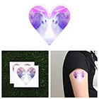 Tattify Purrfection - Temporary Tattoo (Set of 2)