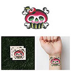 Tattify Deathcake - Temporary Tattoo (Set of 2)