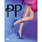 Pretty Polly Women's Premium Fashion Butterfly Tattoo Tights