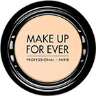 Make Up For Ever Artist Shadow Eyeshadow and powder blush in M510 Vanilla (Matte) eyeshadow