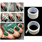 Amazon 5 Roll Soft Nail Art Tips Guide Tapes Striping Line Sticker Decor Tool