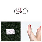 Tattify Til Death - Temporary Tattoo (Set of 2)
