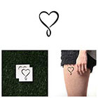 Tattify Twist - Temporary Tattoo (Set of 2)