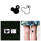 Tattify Happiest - Temporary Tattoo (Set of 2) in