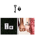 Tattify Open Sesame - Temporary Tattoo (Set of 2)