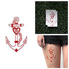 Tattify Redbeard - Temporary Tattoo (Set of 2)