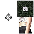 Tattify Afloat - Temporary Tattoo (Set of 2)