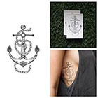 Tattify Leviathan - Temporary Tattoo (Set of 2)