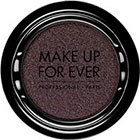 Make Up For Ever Artist Shadow Eyeshadow and powder blush in D830 Black Rose (Diamond) eyeshadow