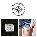 Tattify Bypass - Temporary Tattoo (Set of 2)