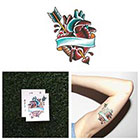 Tattify Struck - Temporary Tattoo (Set of 2)