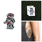 Tattify Bleep Bloop - Temporary Tattoo (Set of 2)