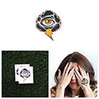 Tattify Eye of the Storm - Temporary Tattoo (Set of 2)