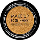 Make Up For Ever Artist Shadow Eyeshadow and powder blush in D410 Gold Nugget (Diamond) eyeshadow