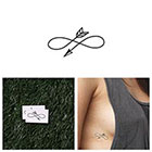 Tattify Right Direction - Temporary Tattoo (Set of 2)