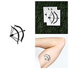 Tattify High Strung - Temporary Tattoo (Set of 2)