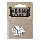 de Krantenkapper Diamant tijdelijke tatoeage