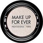 Make Up For Ever Artist Shadow Eyeshadow and powder blush in D124 Crystalline White (Diamond) eyesha