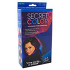 Secret Color Secret Color Headband Hair Extensions Blue