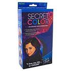 Secret Color Secret Color Headband Hair Extensions Blue