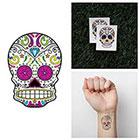 Tattify Dali - Temporary Tattoo (Set of 2)
