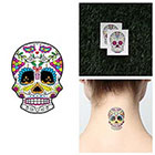 Tattify Los Colores - Temporary Tattoo (Set of 2)