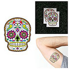 Tattify Fiesta - Temporary Tattoo (Set of 2)
