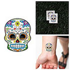 Tattify Lucha Libre - Temporary Tattoo (Set of 2)